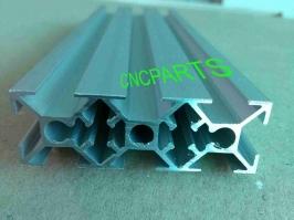 Perfil de Alumínio tubular 20x60 basico